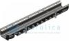 Лоток водоотводный Gidrolica Super ЛВ -10.14,5.10 - пластиковый, кл. Е600