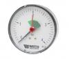 Манометр аксиальный с указателем предела F+R101 (MHA) Корпус d=63 мм Watts