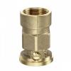 """Обратный клапан SVI, латунь, после насоса  Ду25, 1"""", *G1 1/2 Oventrop"""
