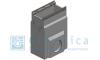 Пескоулавливающий колодец бетонный  (СО-200мм), односекционный, с оцинкованной  насадкой ПКП 50.33 (20).74(70) - BGU-Z Gidrolica