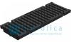 Решетка водоприемная Gidrolica Pro РВ -15.18,8.50 - щелевая пластиковая, кл. С250