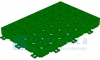 Газонная Решетка Gidrolica Eco Super РГ-60.40.6,4 - пластиковая зеленая