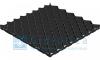 Решетка газонная Gidrolica Eco Pro РГ-60.60.4 - пластиковая черная