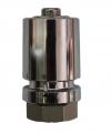 """Термостат """"Uni DH"""" пластич М30х1.5 ХРОМ Oventrop"""