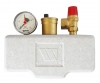 Группа безопасности котла KSG 30/25M-ISO2 (до 200 кВт) (в теплоизоляции) Watts