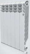Радиатор алюминиевый Royal Thermo Revolution 350 / 8 секций
