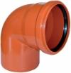 Отвод PH 200/87 наружная канализация Nashorn