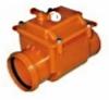 Обратный клапан д.110 наружная канализация Nashorn
