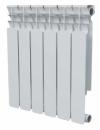 Биметалический радиатор EVOLUTION 500/10 секций